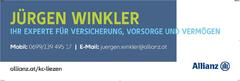 Allianz - Winkler Jürgen
