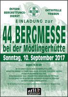 44.Bergmesse BRD Trieben